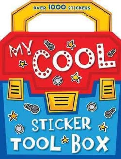 My Cool Sticker Toolbox (Paperback)