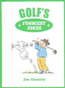 Golf's Funniest Jokes (Hardcover)