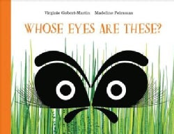 Whose Eyes Are These? (Hardcover)