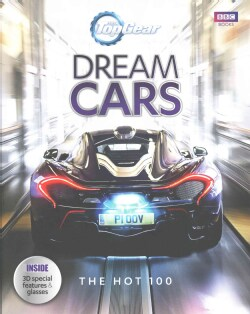 Top Gear Dream Cars (Hardcover)