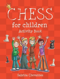 Chess for Children Activity Book (Paperback)