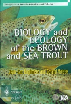 Biology and Ecology of the Brown Sea Trout (Hardcover)