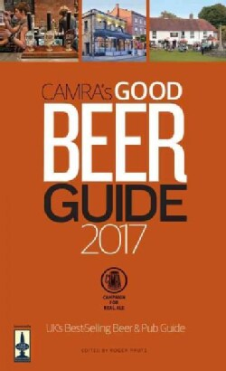 Camra's Good Beer Guide 2017 (Paperback)