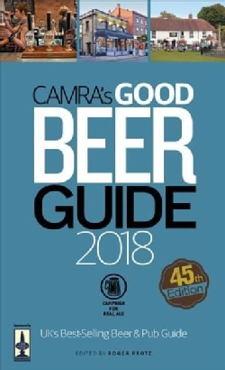 Camra's Good Beer Guide 2018 (Paperback)