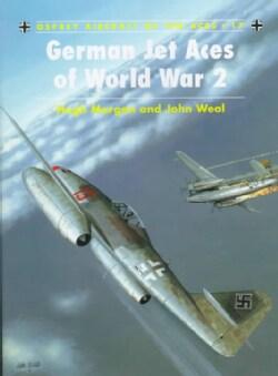 German Jet Aces of World War 2 (Paperback)