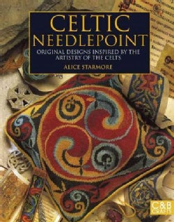 Celtic Needlepoint: Original Designs Inspired by the Artistry of the Celts (Paperback)