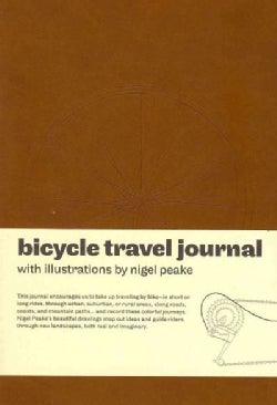 Bicycle Travel Journal (Notebook / blank book)