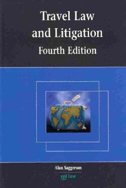 Travel Law and Litigation (Hardcover)