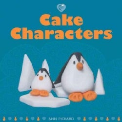 Cake Characters (Paperback)