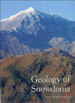 Geology of Snowdonia (Paperback)