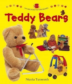 Say and Point: Teddy Bears (Board book)