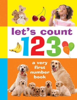 Let's Count 123 (Board book)