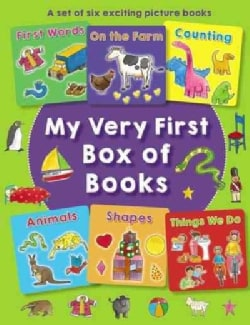 My Very First Box of Books: A Set of Six Exciting Picture Books (Board book)