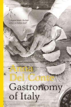 Gastronomy of Italy (Hardcover)