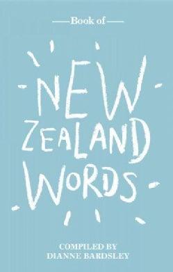 Book of New Zealand Words (Hardcover)
