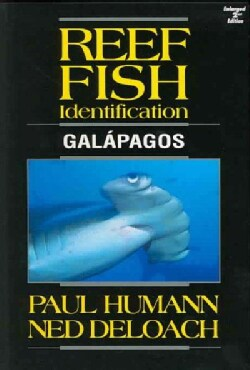 Reef Fish Identification: Galapagos (Paperback)