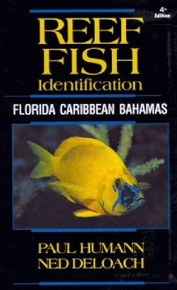 Reef Fish Identification: Florida Caribbean Bahamas (Paperback)