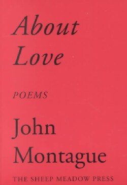 About Love: Poems (Paperback)