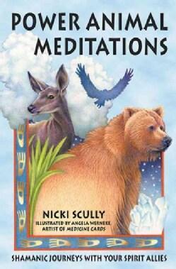 Power Animal Meditations: Shamanic Journeys With Your Spirit Allies (Paperback)