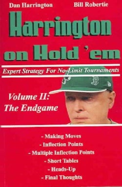 Harrington on Hold 'em: Expert Strategy for No-Limit Tournaments: The Endgame (Paperback)