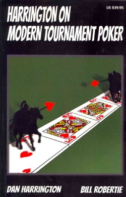 Harrington on Modern Tournament Poker: How to Play No-Limit Hold 'em Multi-Table Tournaments (Paperback)