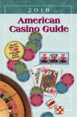 American Casino Guide 2018 (Paperback)
