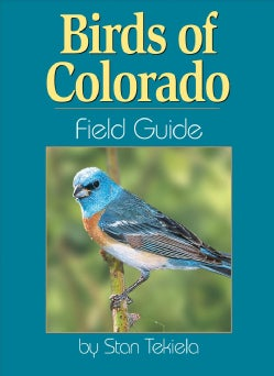 Birds of Colorado Field Guide (Paperback)