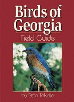 Birds of Georgia Field Guide (Paperback)