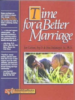 Time for a Better Marriage (Paperback)