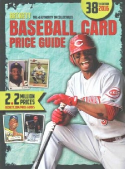 Beckett Baseball Card Price Guide 2016 (Paperback)