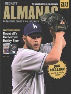 Beckett Almanac of Baseball Cards & Collectibles 2016 (Paperback)