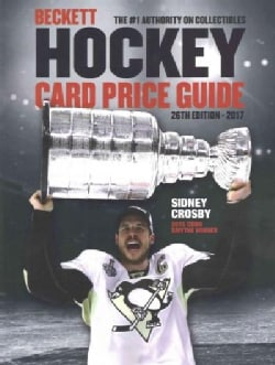 Beckett Hockey Card Price Guide 2017 (Paperback)
