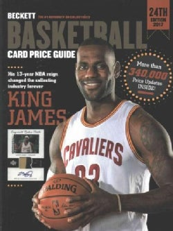 Beckett Basketball Card Price Guide 2017 (Paperback)