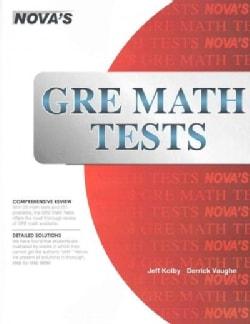 GRE Math Tests (Paperback)