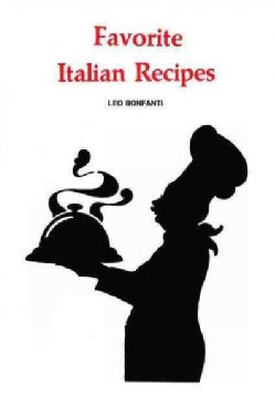 Favorite Italian Recipes (Paperback)