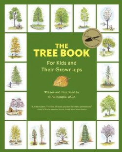 The Tree Book for Kids and Their Grown-ups (Hardcover)