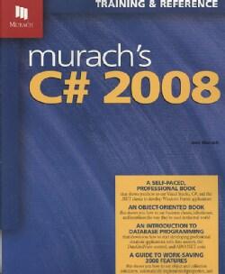 Murach's C# 2008 (Paperback)