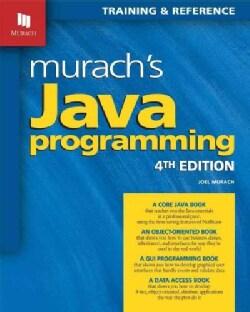 Murach's Java Programming: Training & Reference (Paperback)