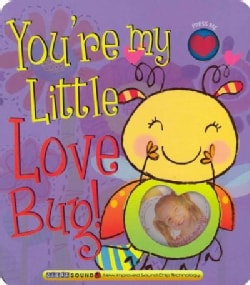 You're My Little Love Bug (Board book)