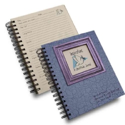 Inspiration, a Gratitude Journal - Color (Notebook / blank book)