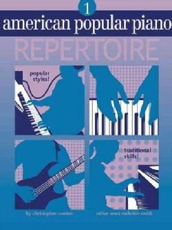 American Popular Piano Repertoire, Level 1