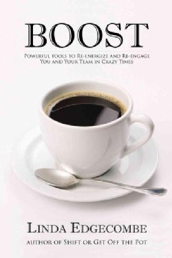 Boost!: Powerful Tools to Re-Energize and Re-Engage You and Your Team in Crazy Times (Paperback)