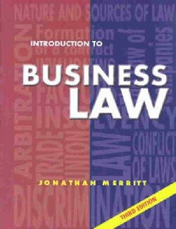 Introduction to Business Law (Paperback)