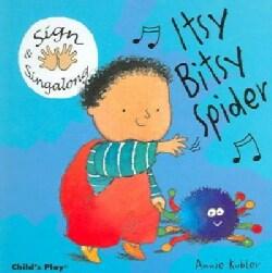Itsy Bitsy Spider (Board book)