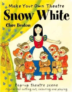 Make Your Own Theatre Snow White (Paperback)