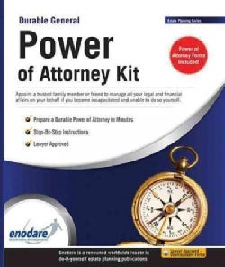 Durable General Power of Attorney Kit: Lawyer Approved Downloadable Forms