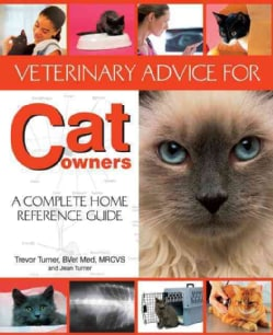 Veterinary Advice for Cat Owners (Paperback)