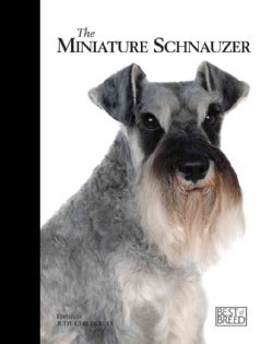 Miniature Schnauzer: Pet Book (Hardcover)