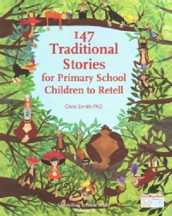 147 Traditional Stories for Primary School Children to Retell (Paperback)