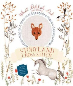 Storyland Cross Stitch (Paperback)